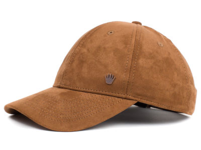 No Bad Ideas Otto Suede Cap