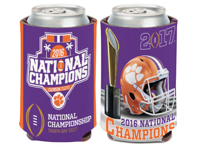 Clemson Tigers Event Can Cooler