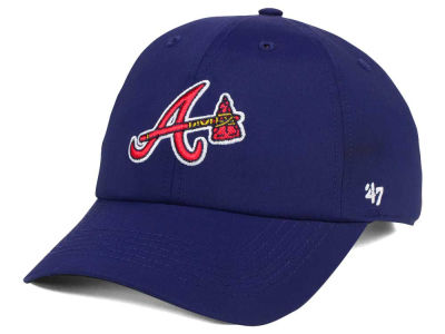Atlanta Braves '47 MLB Repetition CLEAN UP Cap