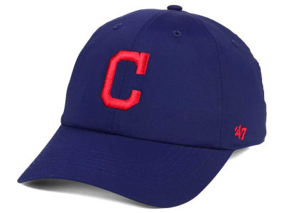 Cleveland Indians '47 MLB Repetition CLEAN UP Cap