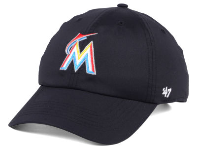 Miami Marlins '47 MLB Repetition CLEAN UP Cap