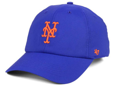 New York Mets '47 MLB Repetition CLEAN UP Cap