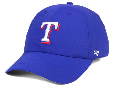 Texas Rangers '47 MLB Repetition CLEAN UP Cap
