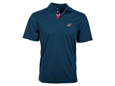 Columbus Blue Jackets NHL Men's Omaha Polo