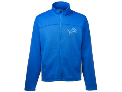 Detroit Lions G-III Sports NFL Full Zip Ribbed Jacket