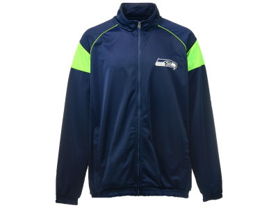 Seattle Seahawks GIII NFL Full Zip Track Jacket
