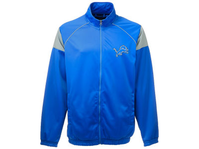 Detroit Lions G-III Sports NFL Full Zip Track Jacket