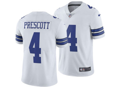 Dallas Cowboys Dak Prescott Nike NFL Men's Vapor Untouchable Limited Jersey
