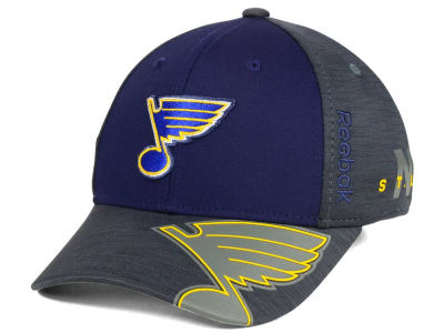 St. Louis Blues Reebok NHL 2017 Youth Playoff Hat