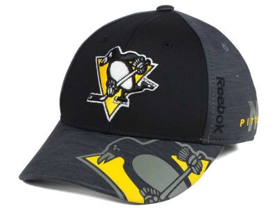 Pittsburgh Penguins Reebok NHL 2017 Youth Playoff Hat