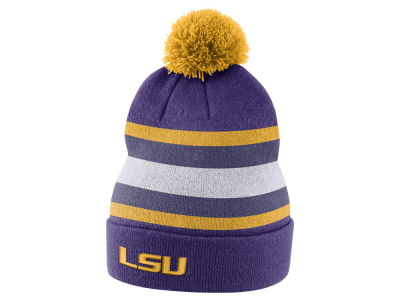 LSU Tigers Nike 2017 NCAA Sideline Knit
