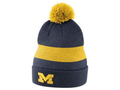 Michigan Wolverines Nike 2017 NCAA Sideline Knit