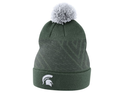 Michigan State Spartans Nike 2017 NCAA Sideline Knit