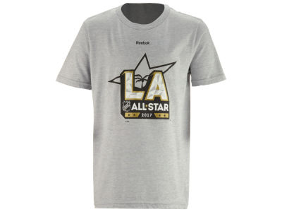 Reebok NHL Youth 2017 All Star Game Official Logo T-Shirt