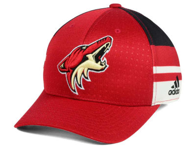 Arizona Coyotes adidas 2017 NHL Draft Structured Flex Cap