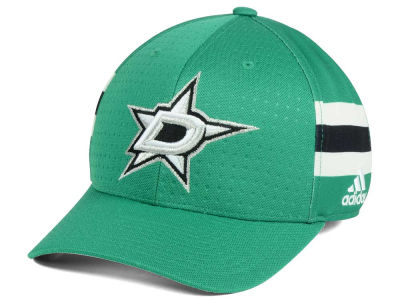 Dallas Stars adidas 2017 NHL Draft Structured Flex Cap