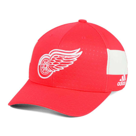 Detroit Red Wings Adidas 2017 NHL Draft Structured Flex Cap