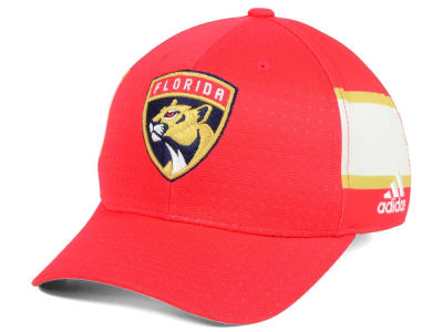 Florida Panthers adidas 2017 NHL Draft Structured Flex Cap