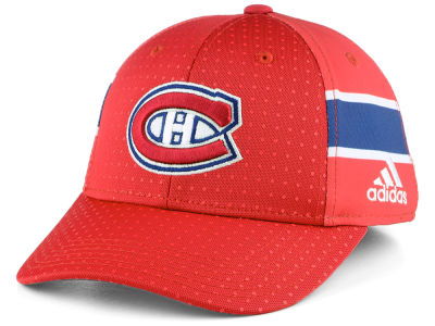 Montreal Canadiens adidas 2017 NHL Draft Structured Flex Cap