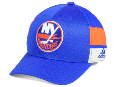 New York Islanders adidas 2017 NHL Draft Structured Flex Cap