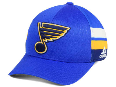 St. Louis Blues adidas 2017 NHL Draft Structured Flex Cap