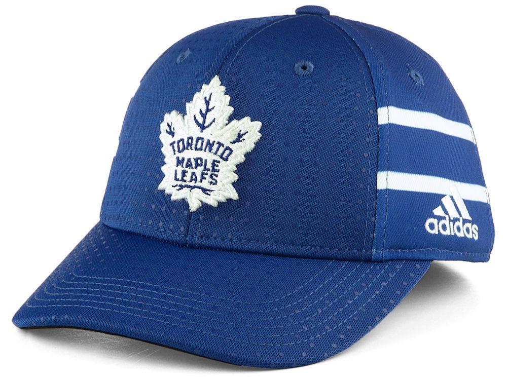 Toronto Maple Leafs adidas 2017 NHL Draft Structured Flex Cap  90f4b473f6c7