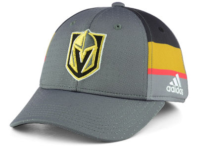 Vegas Golden Knights adidas 2017 NHL Draft Structured Flex Cap