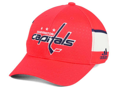 Washington Capitals adidas 2017 NHL Draft Structured Flex Cap