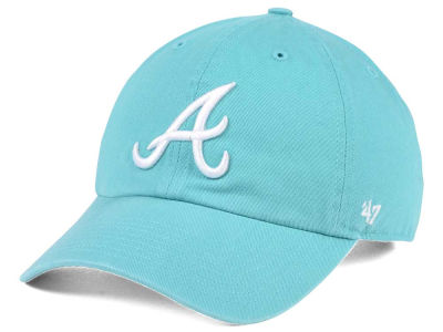 Atlanta Braves '47 MLB Lagoon CLEAN UP Cap
