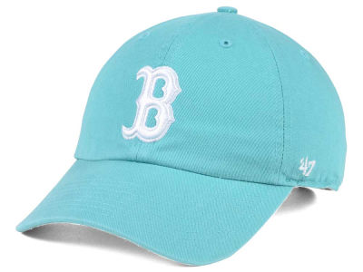 Boston Red Sox '47 MLB Lagoon CLEAN UP Cap
