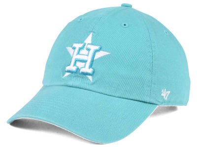 Houston Astros '47 MLB Lagoon CLEAN UP Cap