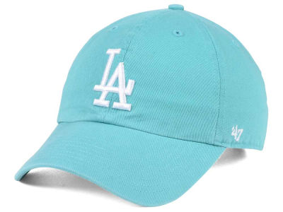 Los Angeles Dodgers '47 MLB Lagoon CLEAN UP Cap