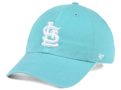 St. Louis Cardinals '47 MLB Lagoon CLEAN UP Cap