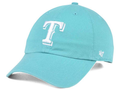 Texas Rangers '47 MLB Lagoon CLEAN UP Cap