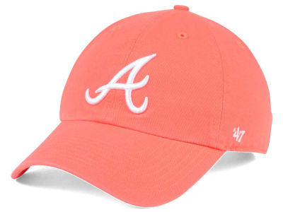 Atlanta Braves '47 MLB Grapefruit '47 CLEAN UP Cap