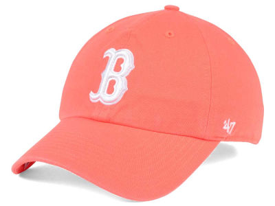Boston Red Sox '47 MLB Grapefruit '47 CLEAN UP Cap