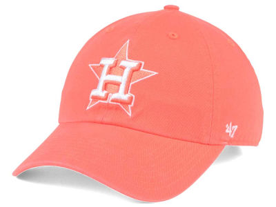 Houston Astros '47 MLB Grapefruit '47 CLEAN UP Cap