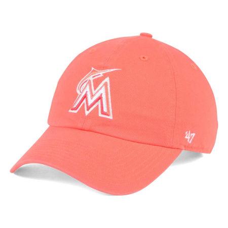 Miami Marlins '47 MLB Grapefruit '47 CLEAN UP Cap