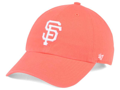 San Francisco Giants '47 MLB Grapefruit '47 CLEAN UP Cap