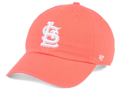 St. Louis Cardinals '47 MLB Grapefruit '47 CLEAN UP Cap