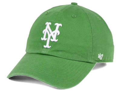 New York Mets '47 MLB Fatigue Green '47 CLEAN UP Cap