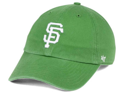 San Francisco Giants '47 MLB Fatigue Green '47 CLEAN UP Cap