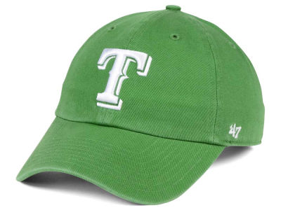 Texas Rangers '47 MLB Fatigue Green '47 CLEAN UP Cap