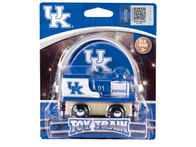 Kentucky Wildcats Wood Train Toy