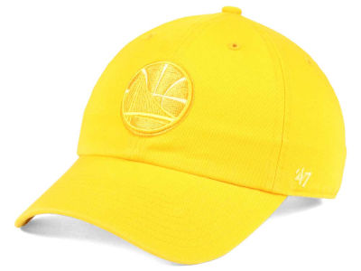 Golden State Warriors '47 NBA Triple Rush CLEAN UP Cap