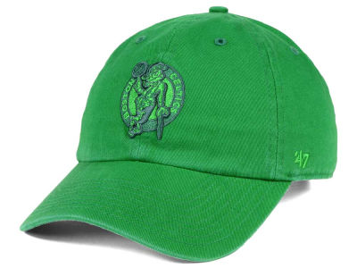 Boston Celtics '47 NBA Triple Rush CLEAN UP Cap