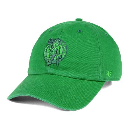 Boston Celtics '47 NBA Triple Rush CLEAN UP Cap