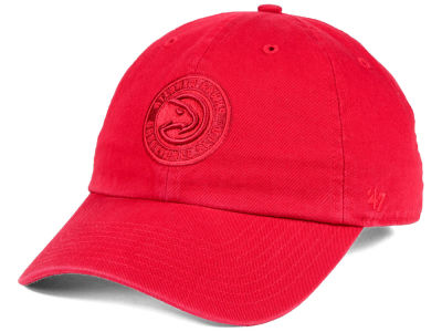 Atlanta Hawks '47 NBA Triple Rush CLEAN UP Cap