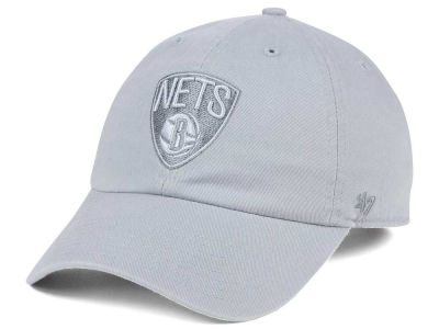 Brooklyn Nets '47 NBA Triple Rush CLEAN UP Cap
