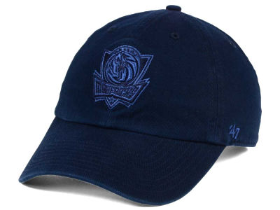 Dallas Mavericks '47 NBA Triple Rush CLEAN UP Cap
